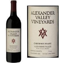 Alexander Valley Cabernet Franc 750ml
