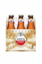 Amstel Light 6pk btls