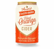 Austin Cider Blood Orange 6pk CANS