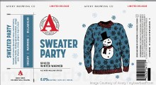 Avery Sweater Party
