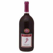 Barefoot Sweet Red 1.5L