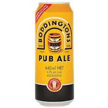 Boddington's Ale
