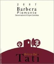 Bricco Del Tati Piemonte Barbera
