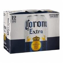 Corona Extra Cans 12pk
