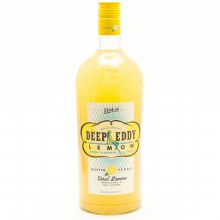 Deep Eddy Lemon Vodka 1.75L