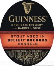 Guinness Barrel Aged Stout 12oz Bottle