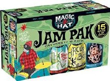Magic Hat Jam Pack 15pk Cans