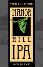 Manor Hill IPA Cans 6pk