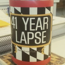 Mobtown Brewing 41 Year Lapse Pale Ale 6pk