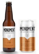 Monument City 51 Rye 6pk Cans