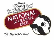 National Bohemian 40oz
