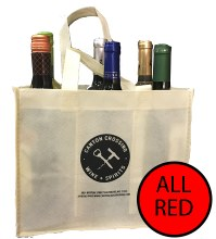 6 for $60 All Red Wine