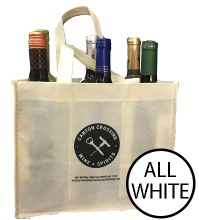6 for $60 All White Wine