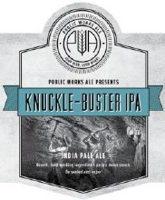 Public Works Knuckle Buster IPA 6pk