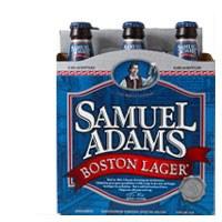 Sam Adams Boston Lager 6pk