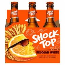 Shock Top Belgiam White 6pk Bottles