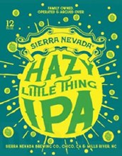 Sierra Nevada Hazy Little Thing 6pk Cans