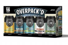 Southern Tier Overpack'd 15pk Cans
