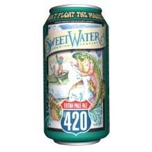 Sweetwater 420 6pk Can