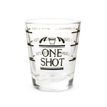 True Carded Shot Glass
