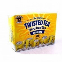 Twisted Tea 12pk Cans