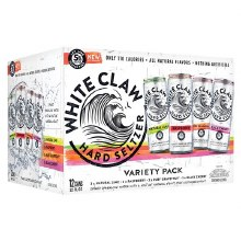 White Claw Variety 12pk Cans