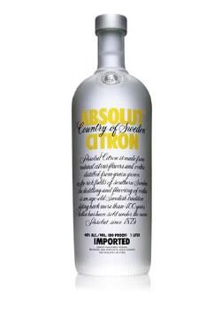 Absolut Citron 750ml
