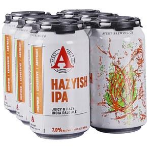 Avery Hazyish IPA 6pk CANS