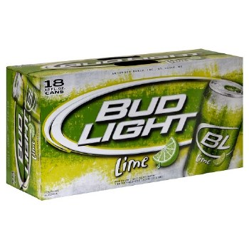Bud Light Lime 18pk CANS