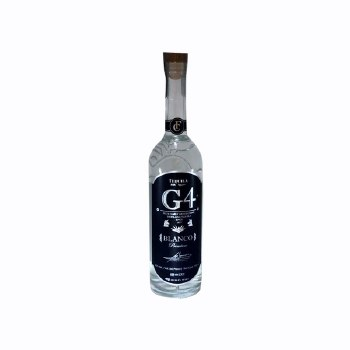 *** G4 Blanco Tequila 750ml