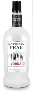 Northern Peak Vodka 1.75L