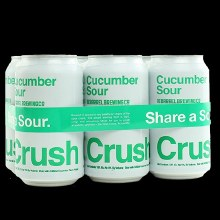 10 Barrel Crush Cucumber Sour 6pk CANS