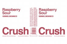 10 Barrel Raspberry Crush Sour 6pk