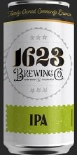 1623 IPA 6pk Cans