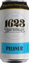 1623 Pilsner 6pk Cans