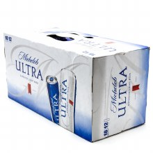 Michelob Ultra 18pk Cans