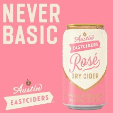 Austin's Eastciders Rose 6pk Cans
