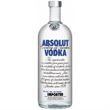 Absolut Vodka 375