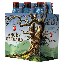 Angry Orchard Apple Crisp 6pk