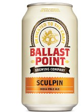 Ballast Point Sculpin IPA 6pk cans