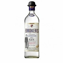 Broker's Gin 750ml