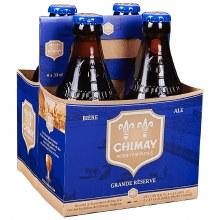 Chimay Blue Grande Reserve 4pk