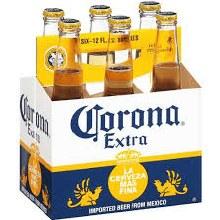 Corona Extra 6pk Bottles