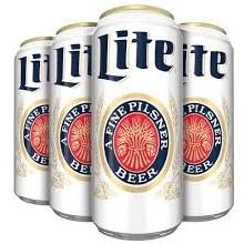 Miller Lite 6pk Cans