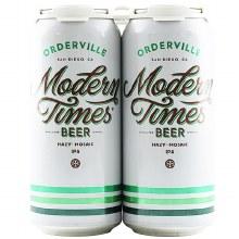 Modern Times Orderville Hazy 16oz 4pk