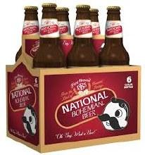 National Bohemian 6pk Bottles