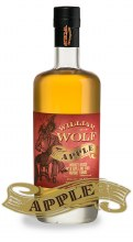 William Wolf Apple Whisky 750ml