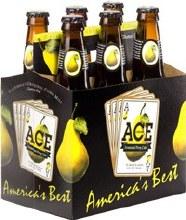 Ace Pear Cider 6pk