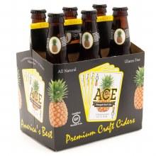 Ace Pineapple Hard Cider 6pk