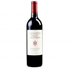 Alexander Valley Cabernet Sauv 375ml